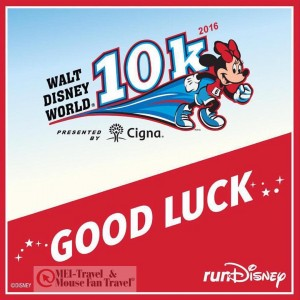 Happy running to all the WDW10K racers out there! Tryhellip