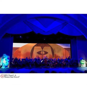 Have you seen the music of PixarLive at DisneysHollywoodStudios? Suchhellip