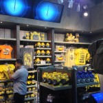 Transformers: The Ride merchandise shop