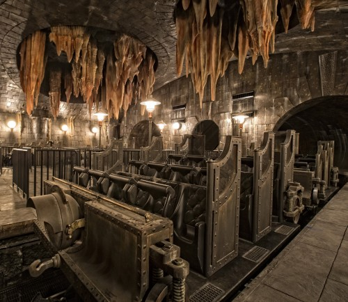 Details On Universal Studios Orlando's Diagon Alley and Escape from Gringotts