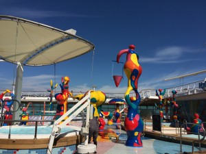 Sara's Snippets - February 11, 2015 - Freedom of the Seas Activities