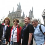 Sara's Snippets - March 8, 2012 - Wizarding World of Harry Potter Pt 2