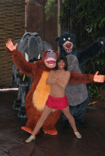 Jungle Book DVD Release Party