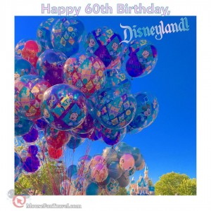 To all who come to this happy place welcome! Disneyland60hellip