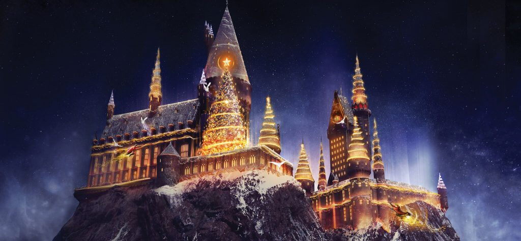 Christmas Wizarding World