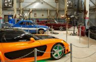 Fast & Furious  - Supercharged Rolls in to the Universal Studios Family