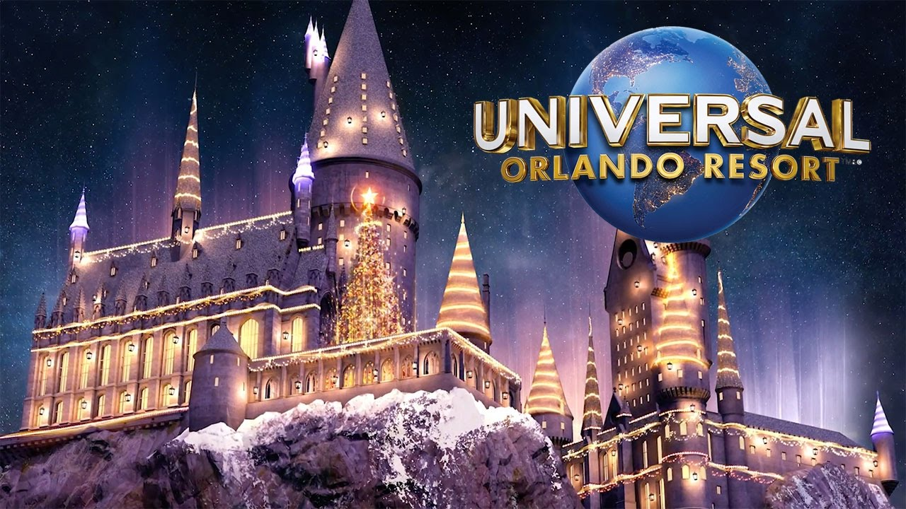 Just Around the Corner - Holidays at Universal Orlando Resort